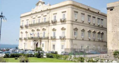 Sede del Comune di Taranto